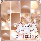 Marshmello Piano Tiles Game Music icon
