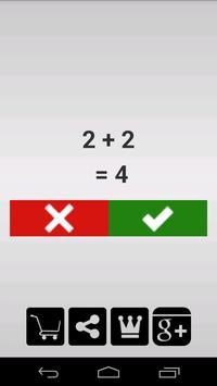 Math Buzz poster