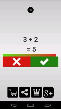 Math Buzz screenshot 1
