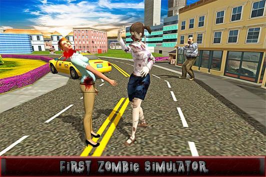 Z-War Combat Simulator poster