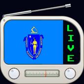 Massachusetts Radio Fm 21 Stations icon