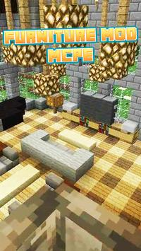 Furniture Mod For MCPE* poster