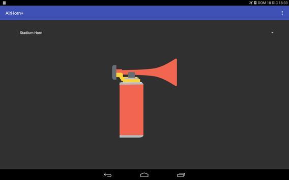 AirHorn+ apk screenshot
