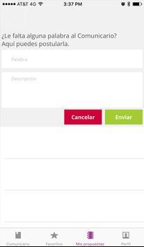 Comunicario screenshot 3
