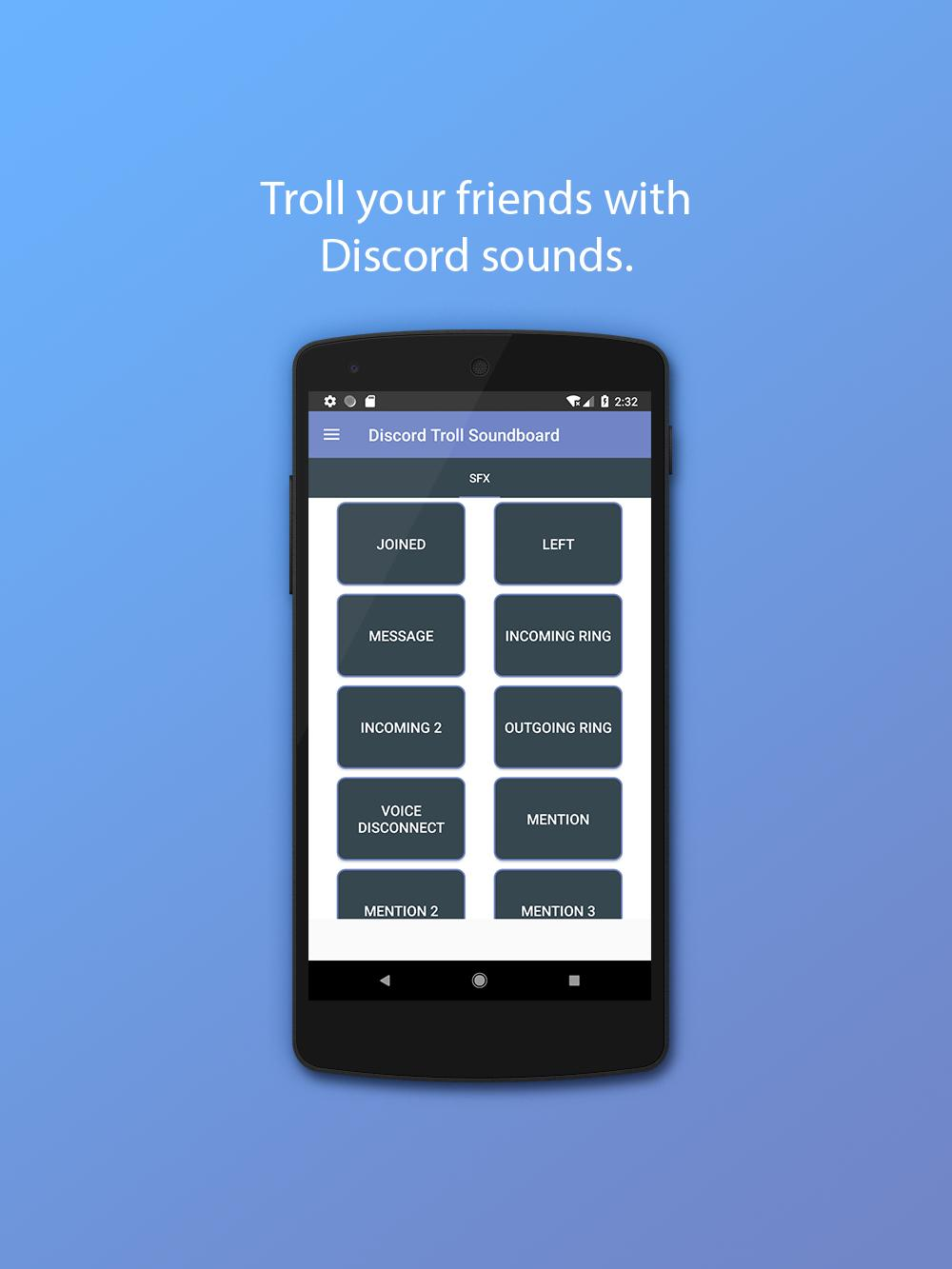 Discord Troll Soundboard for Android - APK Download