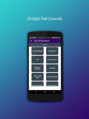 Epic Fail Soundboard for Android - APK Download