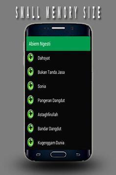 Lagu Abiem Ngesti Dahsyat screenshot 2
