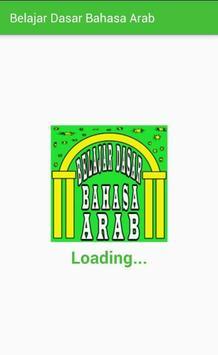 Belajar Dasar Bahasa Arab poster