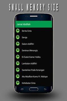 Jamal Abdillah screenshot 2