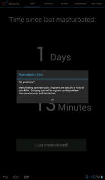 Masturbation Calculator captura de pantalla 10
