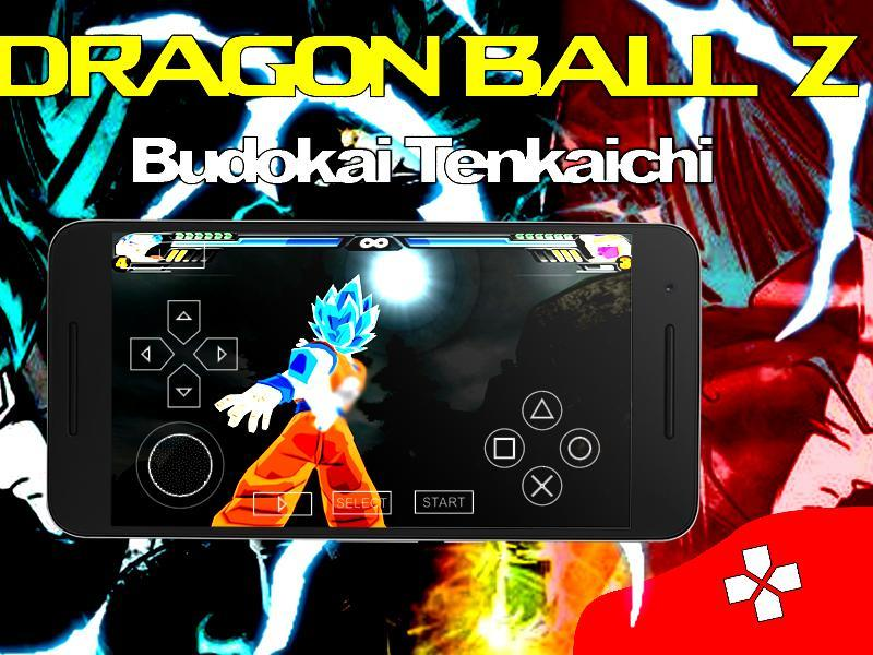 New Ppsspp Dragon Ball Z : Budokai Tenkaichi tips for