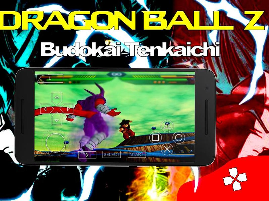 dbz ultimate tenkaichi download for ppsspp