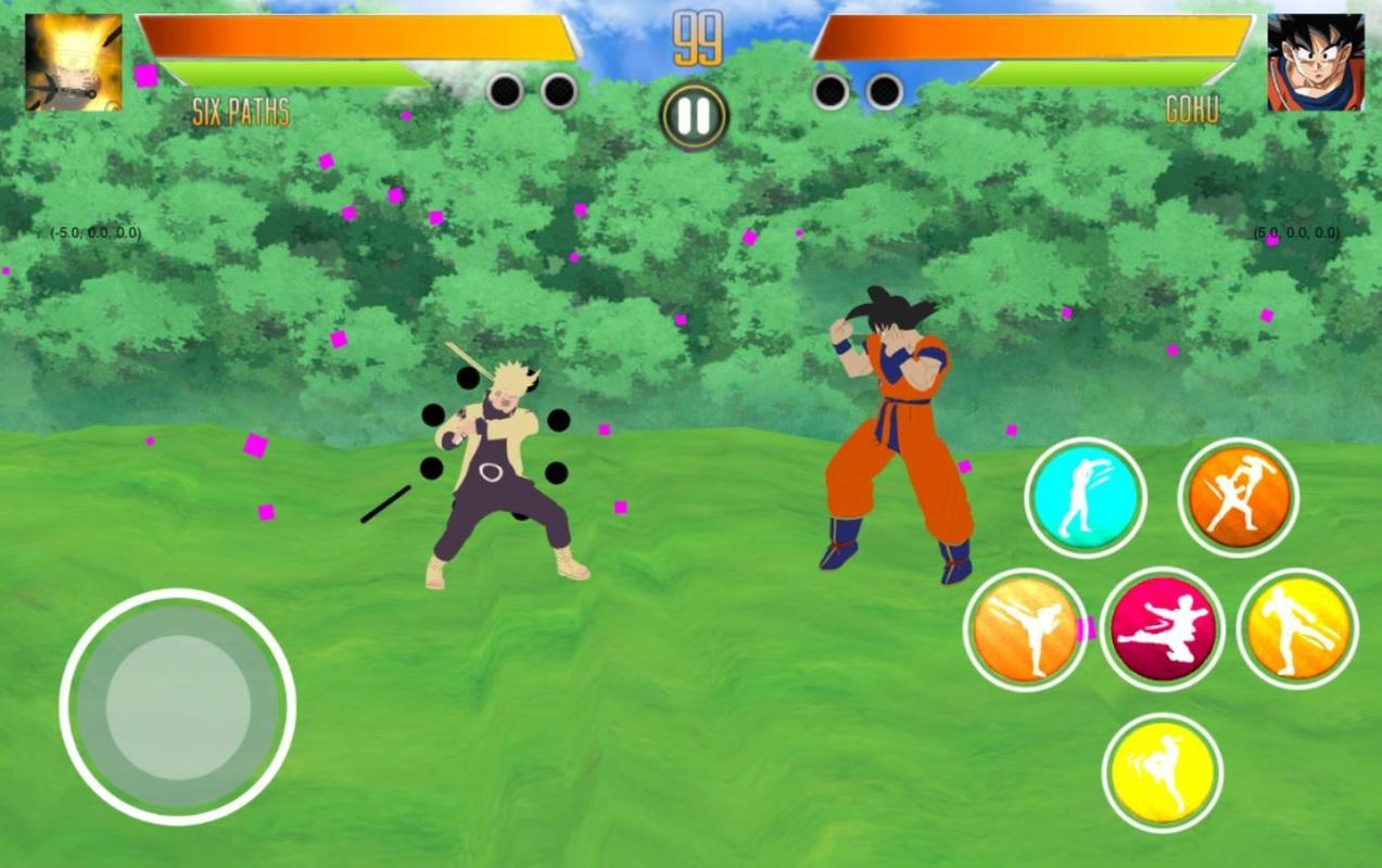 Naruto ninja anime battle apk   Ultimate Ninja Blazing for