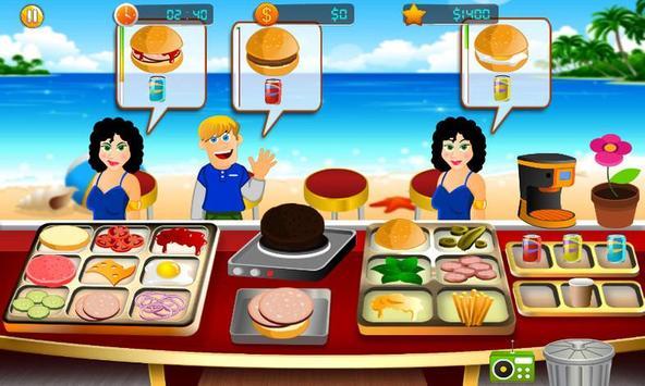 Beach Burger Restaurant screenshot 1