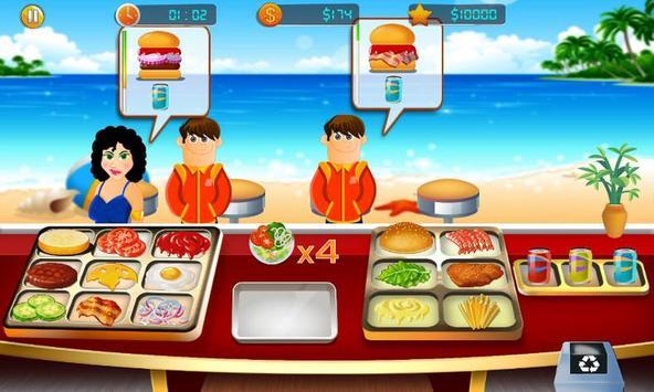 Beach Burger Restaurant screenshot 6