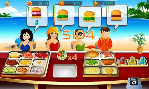 Beach Burger Restaurant screenshot 7