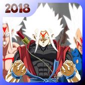 Omni Super Goku Saiyan Kaioken icon