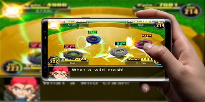 Spin Blade :Metal Fighter 2 screenshot 1