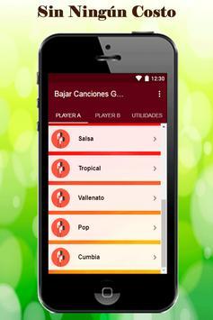 Bajar Canciones Gratis A Mi Celular Guia Rapido screenshot 2