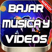 Bajar Musica y Videos Gratis mp3 mp4 Guide Fácil icon