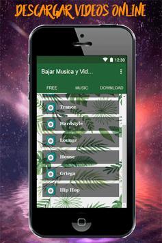 Bajar Musica y Videos Gratis mp3 mp4 Guide Fácil screenshot 2