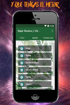 Bajar Musica y Videos Gratis mp3 mp4 Guide Fácil screenshot 8