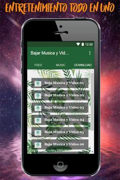 Bajar Musica y Videos Gratis mp3 mp4 Guide Fácil screenshot 9