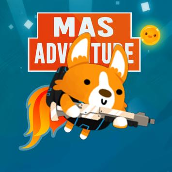 Mas Adventure poster