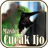 Suara Burung Cucak Ijo Master icon