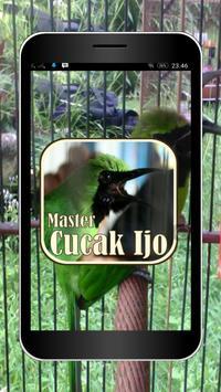 Suara Burung Cucak Ijo Master apk screenshot