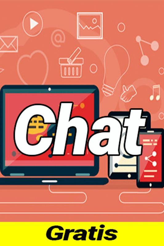 4de8c4138e92b Chat Gratis Buscar Pareja الملصق Chat Gratis Buscar Pareja تصوير الشاشة 1  ...