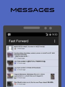 Fast Forward-fb for Villagen apk screenshot