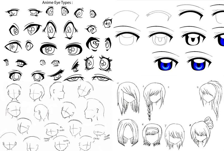 Master Guide To Drawing Anime For Android Apk Download