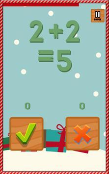 Santas Crazy Math apk screenshot