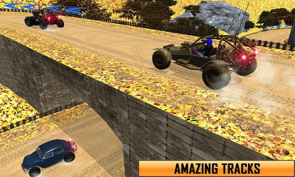 Offroad Buggy Car Racing 2017 poster