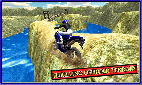 Offroad Bike Driving Adventure poster