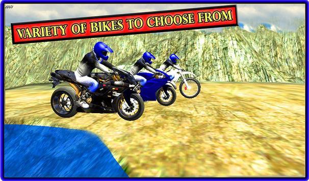 Offroad Bike Driving Adventure apk screenshot