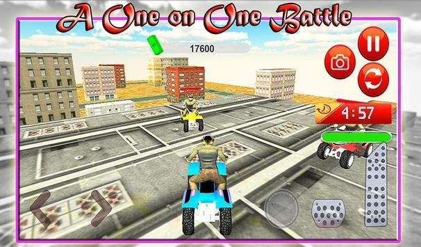 Extreme Rooftop Stunt Battle apk screenshot
