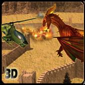 Flying Dragon War 2016 icon