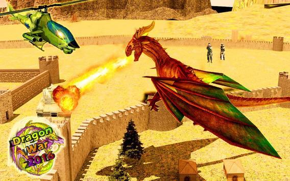 Flying Dragon War 2016 apk screenshot