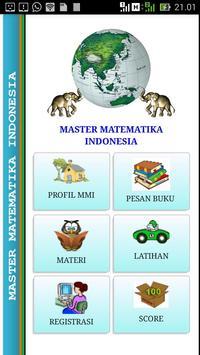 MMI Matematika Asik poster