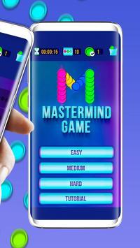 Mastermind Game - Codebreaker Puzzle screenshot 1