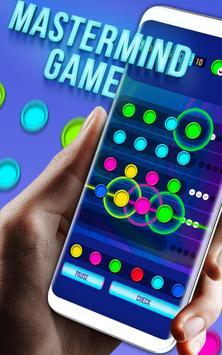 Mastermind Game - Codebreaker Puzzle screenshot 5