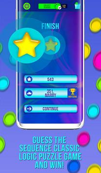 Mastermind Game - Codebreaker Puzzle screenshot 8