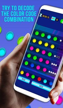 Mastermind Game - Codebreaker Puzzle screenshot 9