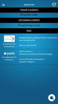 Eventus Events poster