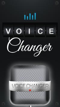 Voice Changer Pro poster