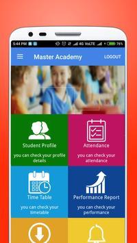 Masters Academy apk screenshot