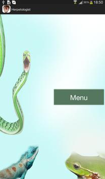 Herpetologist poster