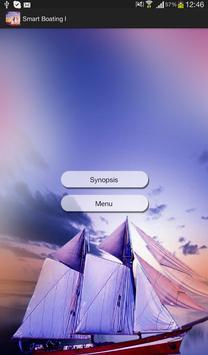Smart Boating I poster